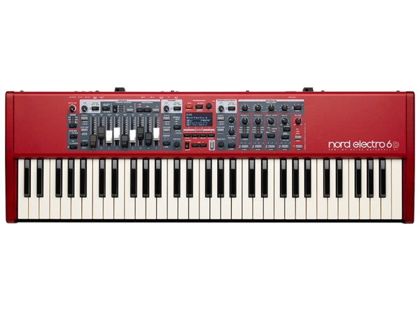 CLAVIA Nord Electro 6D 61 ◆【デジタルピアノ】【オルガン】【エレピ】