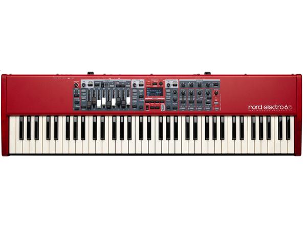 CLAVIA Nord Electro 6D 73 ◆【デジタルピアノ】【オルガン】【エレピ】
