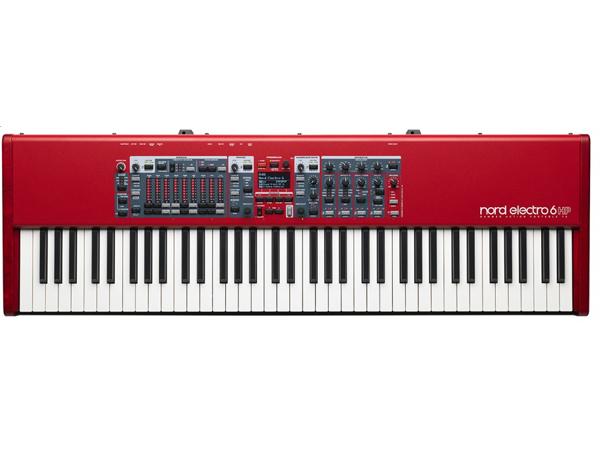 CLAVIA Nord Electro 6 HP ◆【デジタルピアノ】【オルガン】【エレピ】