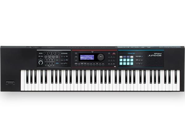 Roland ( ローランド ) JUNO-DS 76【[数量限定][シンセサイザーお手入れセット/ID 107387]プレゼント 】