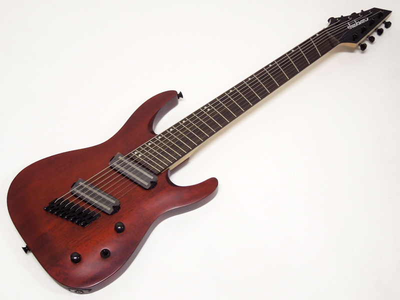 Jackson 8弦 【マルチスケール Archtop 】 ) ギター DKAF8 ( ジャクソン WO MS Dinky