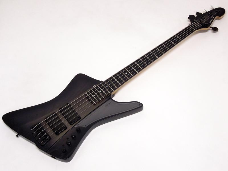 Sandberg ( サンドバーグ ) Forty Eight Bass 5st / Ebony (Black Burst) 【メイドイン・ジャーマニー 5弦ベース WO】