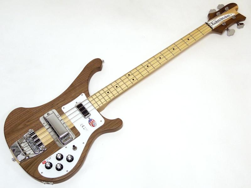Rickenbacker 4003S Walnut 【リッケンバッカー ベース 】