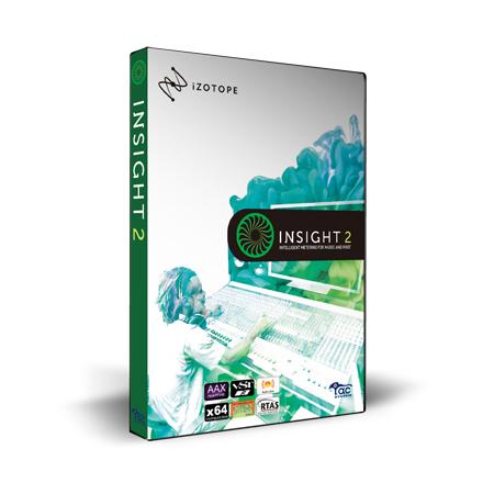 iZotope ( アイゾトープ ) Insight 2 ◆【DAW】【音声 補正】