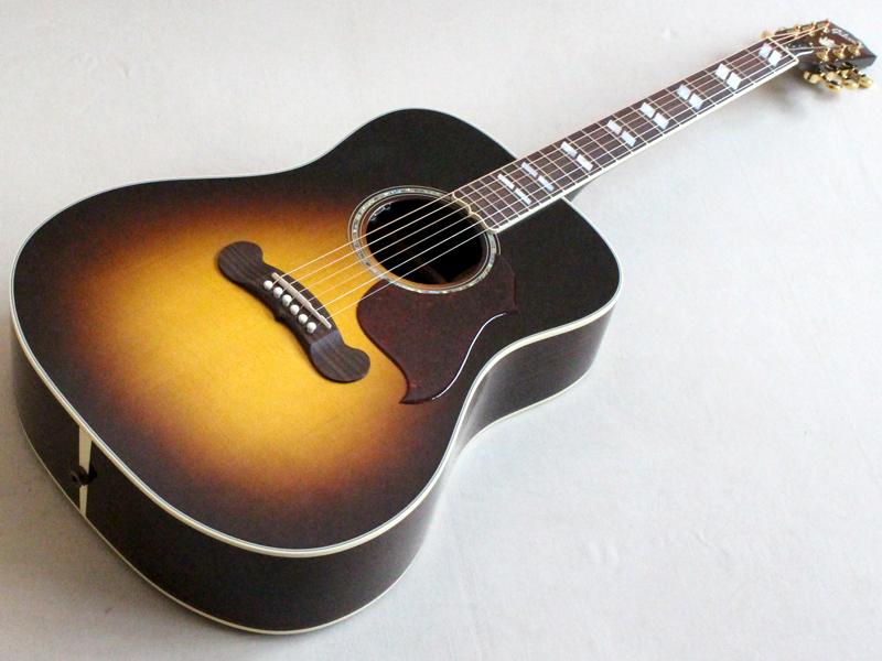 Gibson ( ギブソン ) Songwriter Deluxe Studio Vintage Sunburst 【限定特価】【USA アコースティックギター KH 】【新春特価! 】