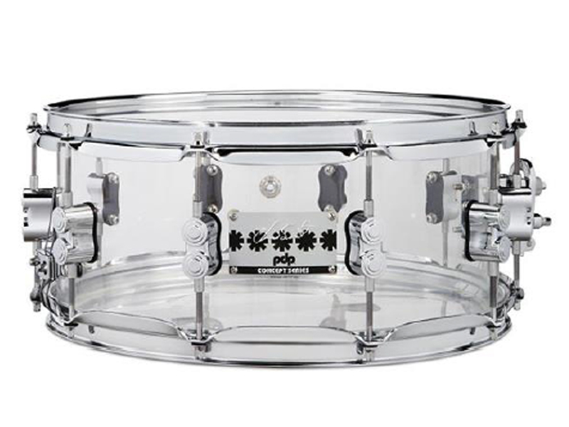 PDP by DW ( ピーディーピー ) PA-PDSN0614 SSCS Chad Smith Signature Snare 【14×6 チャドスミス シグネイチャースネア】