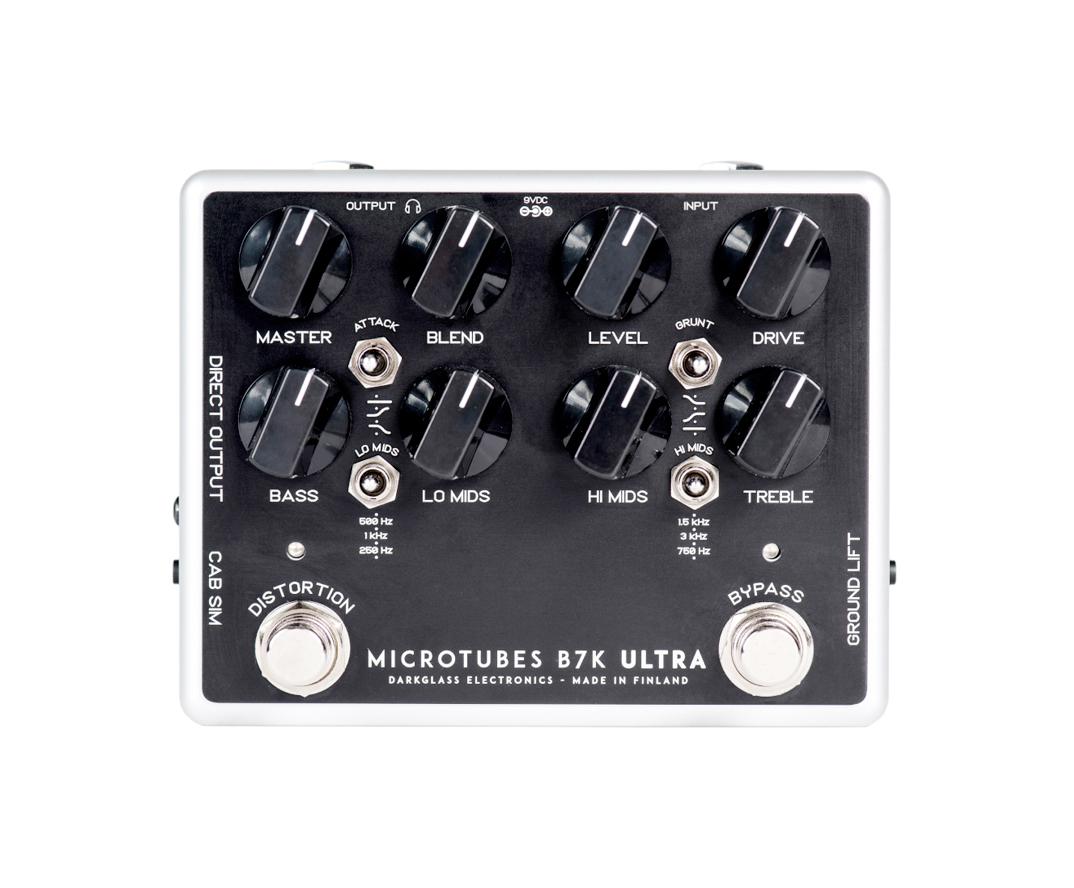 Darkglass Electronics MICROTUBES B7K ULTRA V2 【ベース プリアンプ】