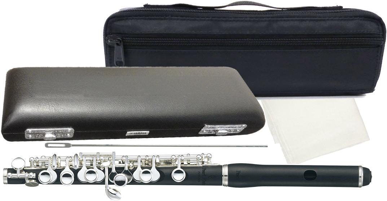 Pearl Flute ( パールフルート ) PFP-105ES ピッコロ 合成樹脂 グラナディッテ製 スタンダードタイプ歌口 管楽器 頭部管 管体 樹脂製 プラスチック Eメカニズム PFP105ES 送料無料