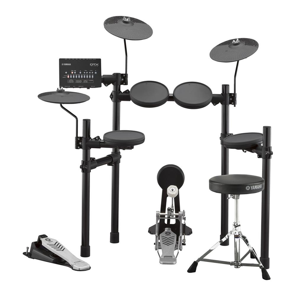 YAMAHA ) ( ヤマハ 電子ドラム ) DTX432KS【[台数限定/ドラム入門書プレゼント][ID 112958]】】 電子ドラム エレドラセットDTX402シリーズ, あかり電材:d801573f --- thomas-cortesi.com