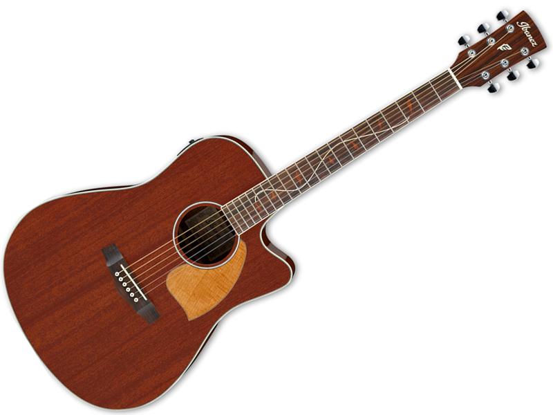 人気ブランドを Ibanez ( アイバニーズ ) PF32MHCE NMH【 アコースティックギター エレアコ 】, GOOD MART 566aa971
