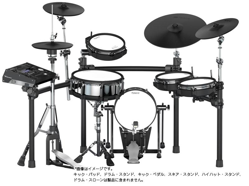 Roland ( ローランド ) TD-50K ◆【バスドラ・ラックスタンド別売り】