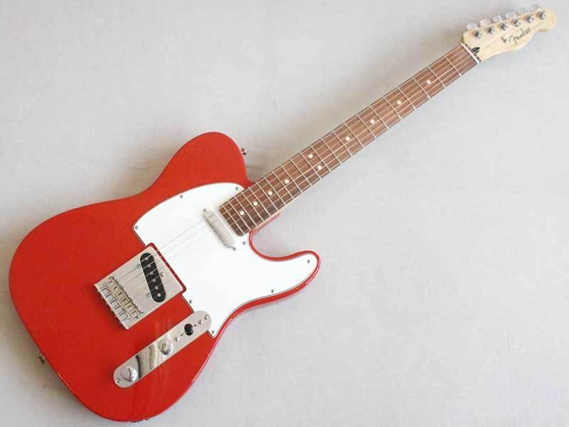 Fender ( フェンダー ) Player Telecaster ( Sonic Red/PF)【MEX テレキャスター KH】