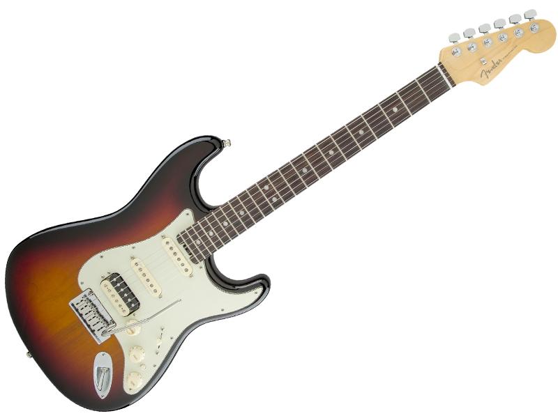 Fender ( フェンダー ) American Elite Stratocaster HSS Shawbucker (3-Color Sunburst/E) 【USA エリート ストラトキャスター 】【114111700】 アメリカン・エリート