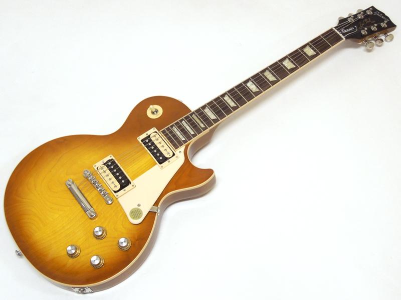 Gibson ( ギブソン ) Les Paul Classic 2019 / Honey Burst 【USA レスポール クラシック WO 190003756 】