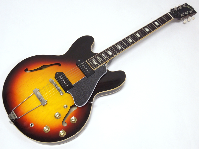 Gibson Memphis ES-330 2018 Model Sunset Burst 【USA フルアコ WO 11228740 】
