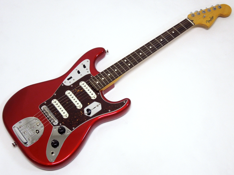 Fender ( フェンダー ) 2018 Limited Edition Jaguar Strat / Candy Apple Red 【限定モデル ジャガー・ストラト WO】