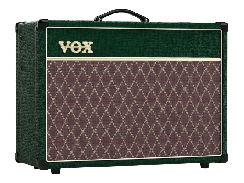 VOX ( ヴォックス ) AC15C1 BRG2 【限定特価】【限定カラー 真空管 ギターアンプ WO 】【新春特価! 】