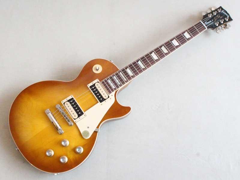 Gibson ( ギブソン ) Les Paul Classic 2019 Honey Burst 【USA レスポール クラシック KH 3650】