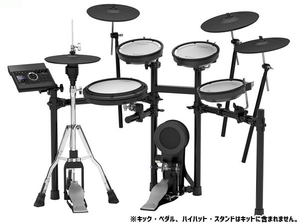 Roland ( ローランド ) TD-17KVX-S ローランド【取り寄せ商品/受注後納期確認】 電子ドラム セット 電子ドラム エレドラ V-Drums セット, おもてなし考房:5db68b1b --- dell-p.com