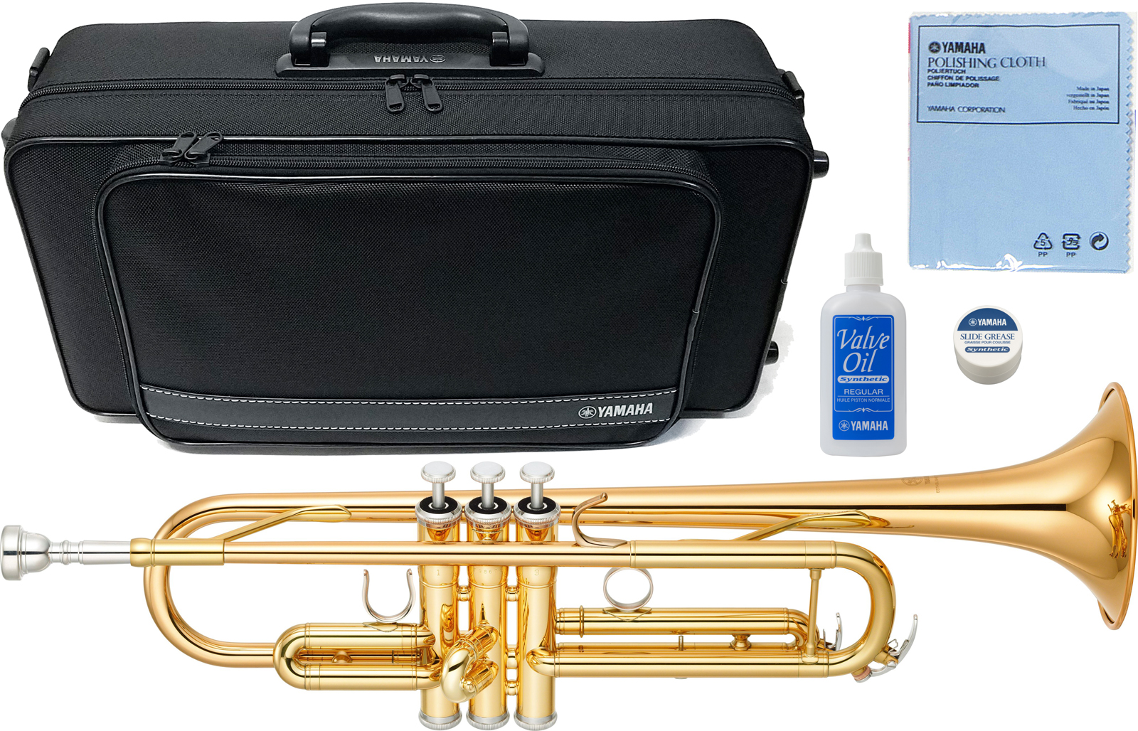 YAMAHA ( ヤマハ ) YTR-4335G2 トランペット 新品 ゴールドブラス B♭ YTR-4335GII Trumpets gold YTR-4335G-2-01 北海道 沖縄 離島不可