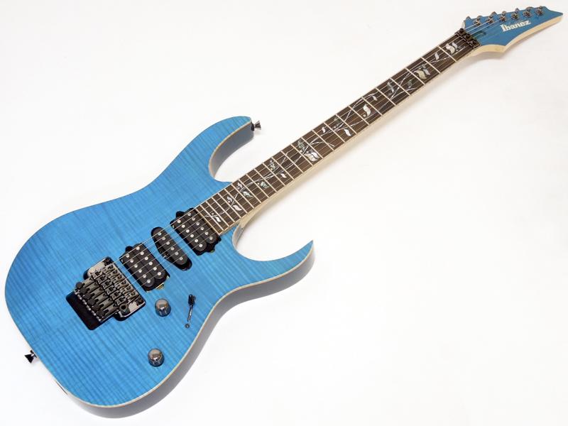 Ibanez ( アイバニーズ ) RG8570Z CRA【日本製 Jカスタム 7弦 エレキギター 】