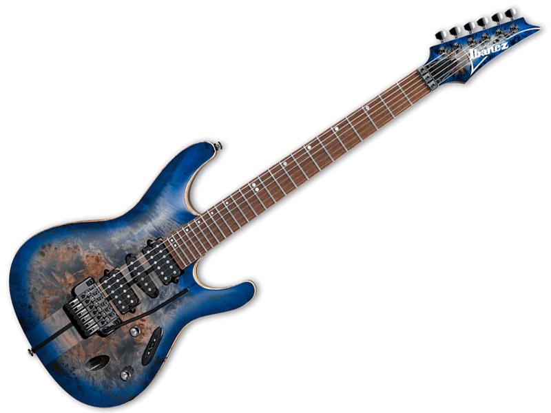 Ibanez ( アイバニーズ ) S1070PBZ CLB【エレキギター プレミアムシリーズ 】