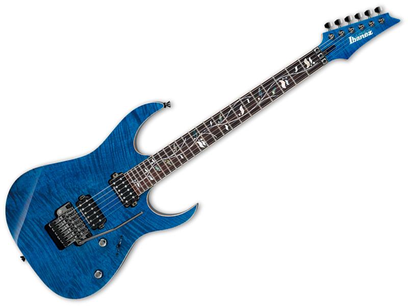 Ibanez ( アイバニーズ ) RG8420ZD RBS【日本製 Jカスタム 7弦 エレキギター 】