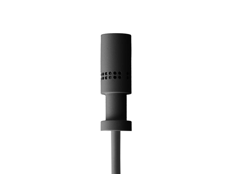 AKG ( エーケージー ) LC81 MD black (衣服装着用)◆ カーディオイド ラべリアマイクロホン コンデンサーマイク ブラック 黒色 [MicroLite Series ][ 送料無料 ]