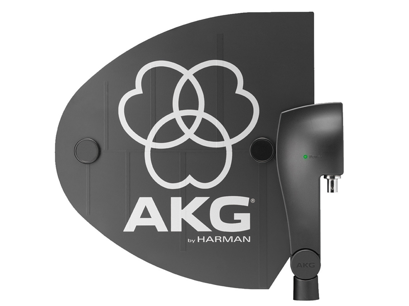 ][ アクティブ指向性アンテナ ワイヤレスシステム [ 送料無料 ] ) SRA2 B/EW エーケージー ◆ ( 関連商品 AKG