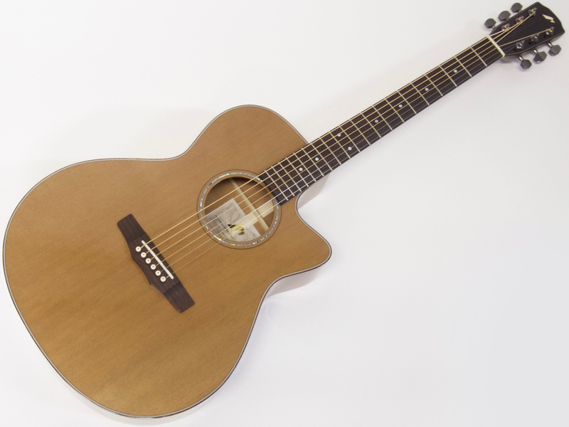 Morris ( モーリス ) SC-60【日本製 アコースティックギター 限定モデル  】