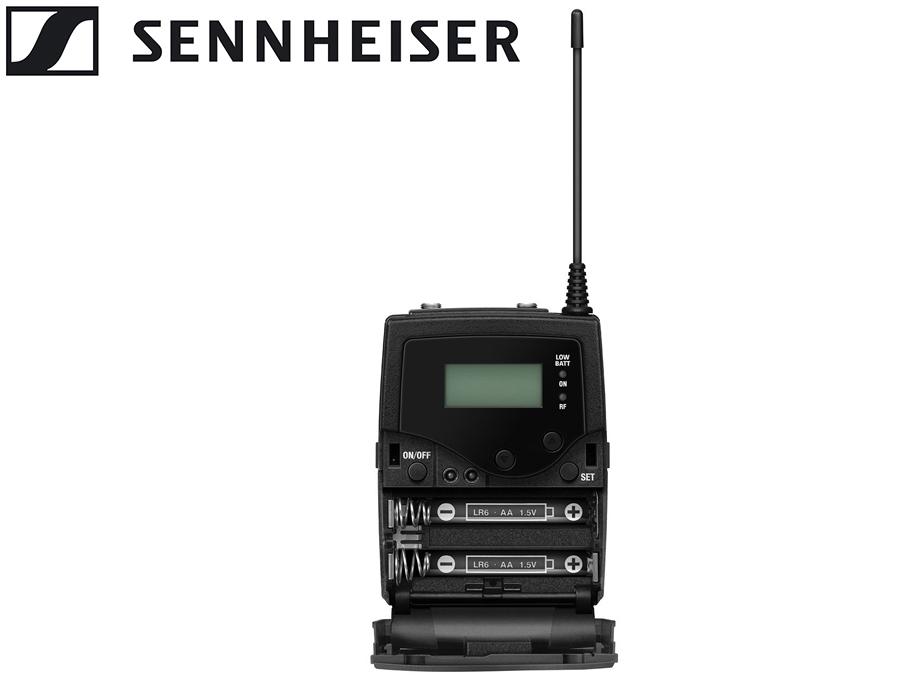 SENNHEISER ( ゼンハイザー ) EK 500 G4-JB ◆ ワイヤレスシステム ポータブル1ch受信機【EK500G4-JB】 [ ワイヤレスシステム ][ 送料無料 ]
