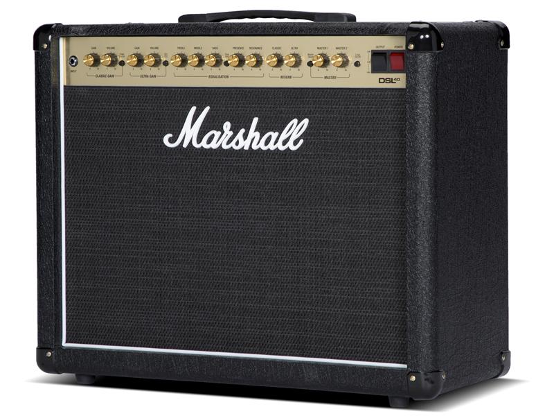 Marshall ( マーシャル ) DSL40C 【フルチューブ・ギターアンプ 真空管 】