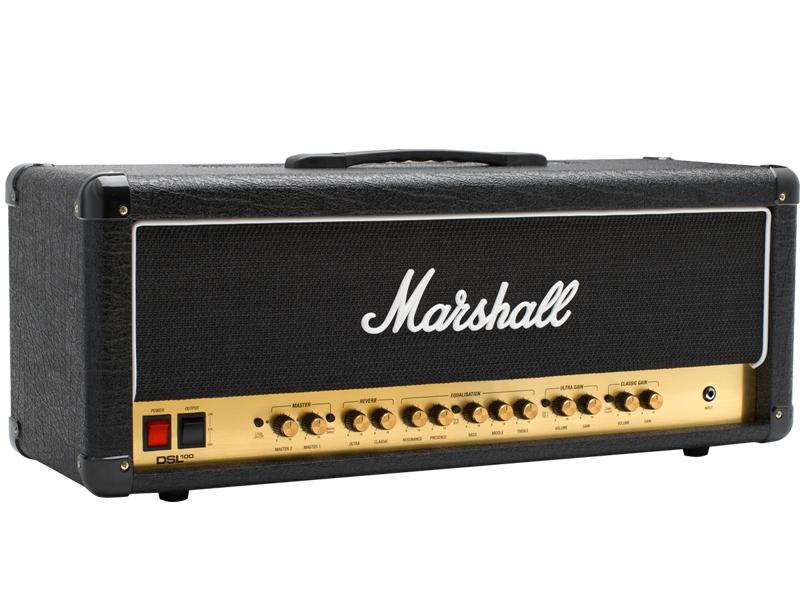 【日本産】 Marshall ( マーシャル ) Marshall DSL100H マーシャル【ギターアンプ・ヘッド真空管 (】, 京都 きものれんたる京商:caffba15 --- fabricadecultura.org.br
