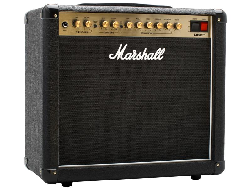 【オープニング大セール】 Marshall ( マーシャル 真空管 ) DSL20C【フルチューブ マーシャル・ギターアンプ ) 真空管】, イーアップ:059febef --- canoncity.azurewebsites.net