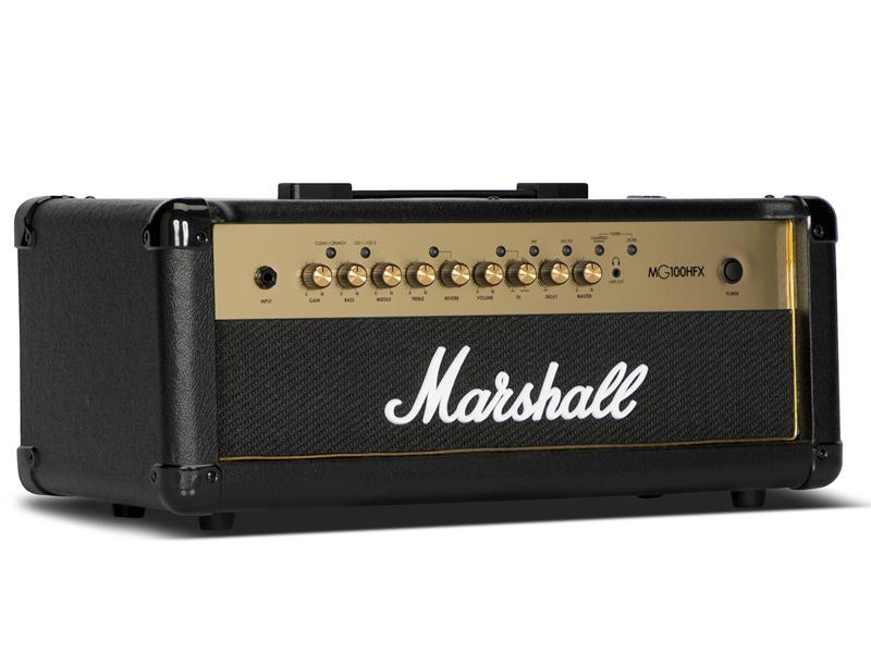 Marshall ( マーシャル ) MG100HFX【100W ギター・アンプヘッド】