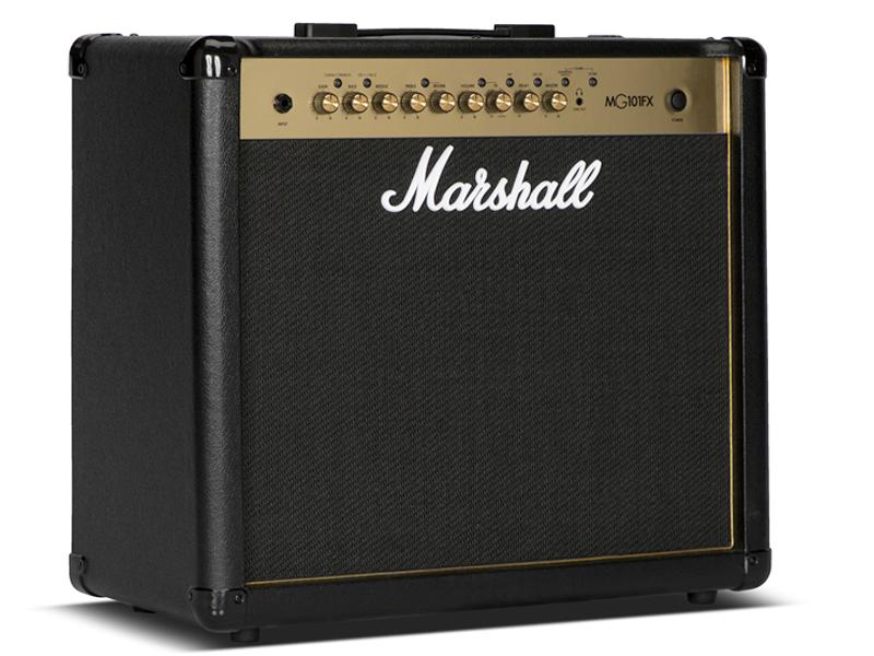 Marshall ( マーシャル ) MG101FX 【100W ギター・コンボアンプ】