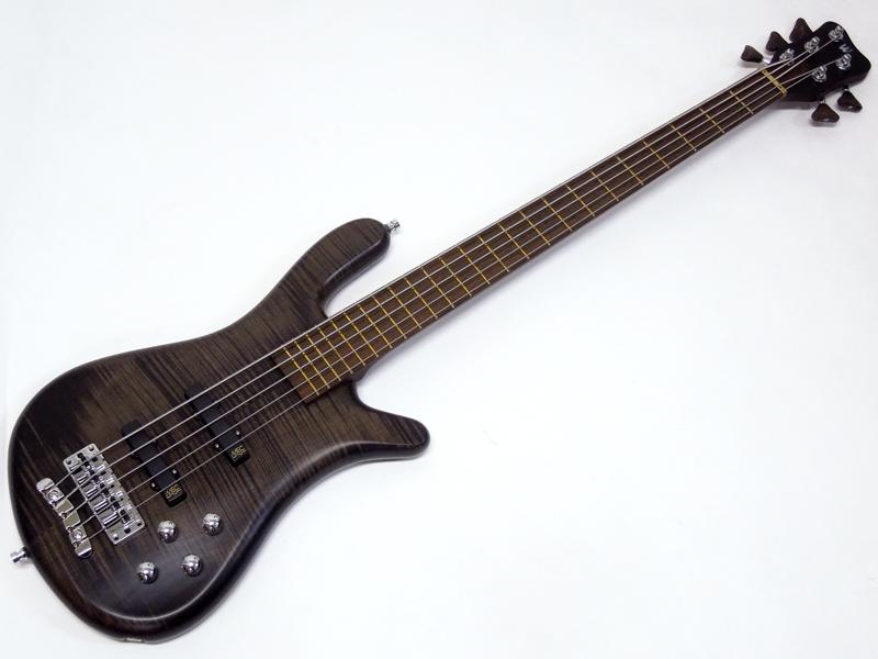 Warwick ( ワーウィック ) Streamer LX 5st / Nirvana Black 【ストリーマーベース 5弦 WO】 メイドイン・ジャーマニー