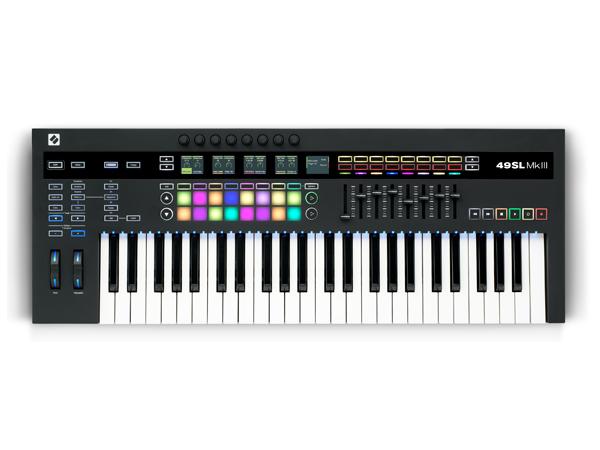 novation ( ノベイション ) 49SL MkIII ◆【MIDIキーボード】【DAW】【DTM】