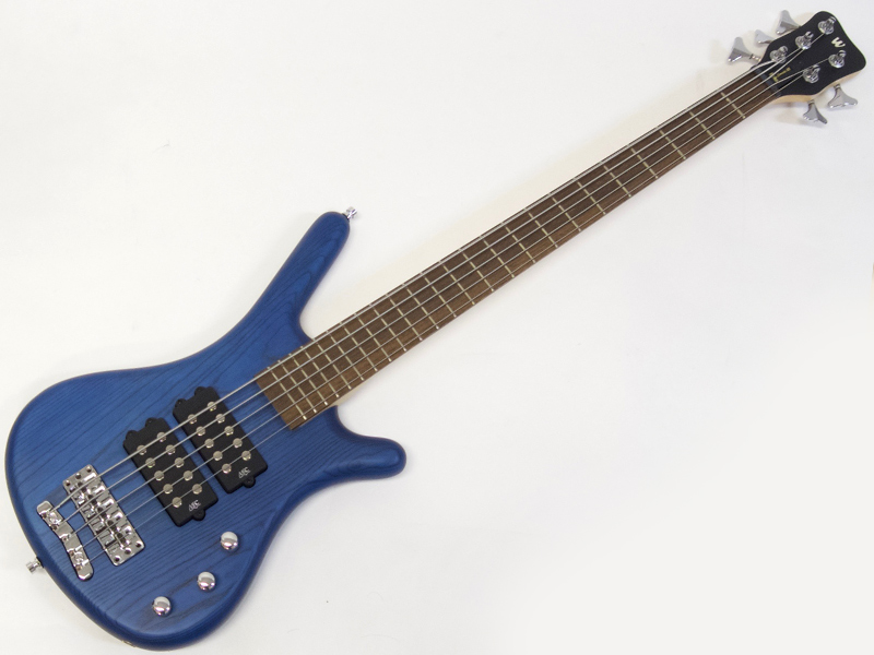 Warwick ( ワーウィック ) RockBass CORVETTE $$ 5st OB 【ロックベース コルベット 5弦ベース アウトレット 】【半端無いって!価格 】
