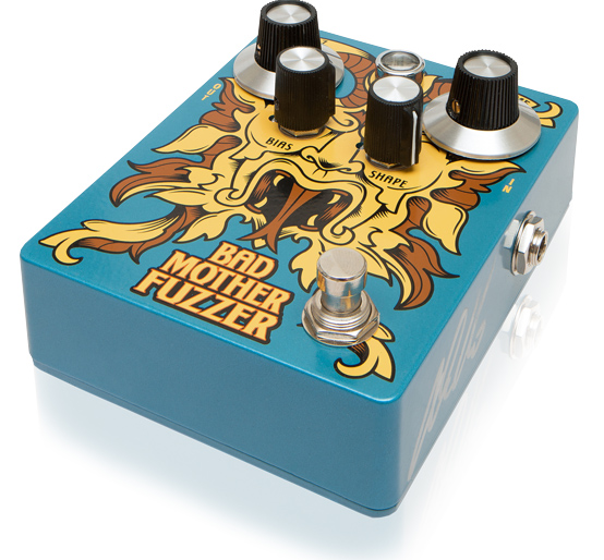 DR.NO Effects Bad MotherFuzzer 【ファズ 特価 WO】【応援特価! 】