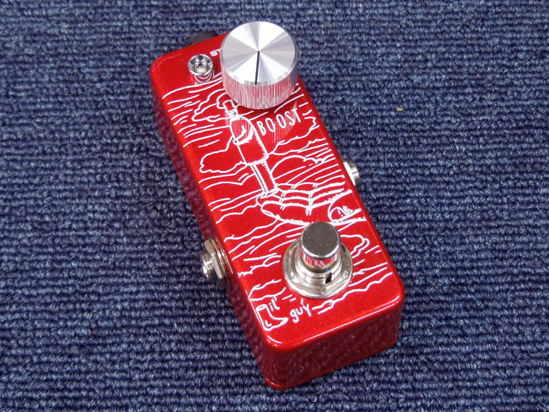 STACKS FX Lil' Guy Buffered Booster【ブースター WO 】