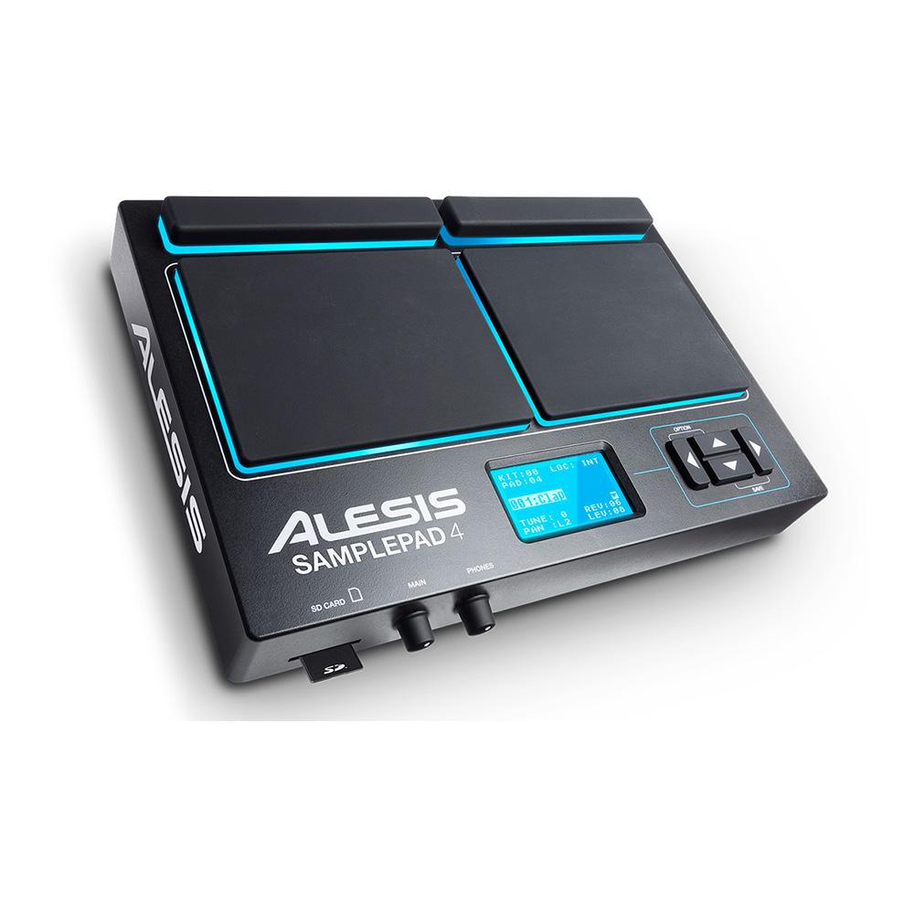 ALESIS ( アレシス ) SamplePad 4 【4パッド・プロフェッショナル・ドラムパッド】