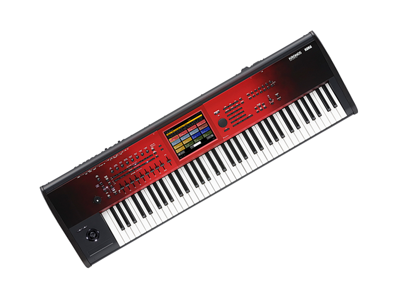KORG ( コルグ ) KRONOS2-73-SE ◆【73鍵盤】【シンセサイザー】【DTM】【DAW】【smtb-k】