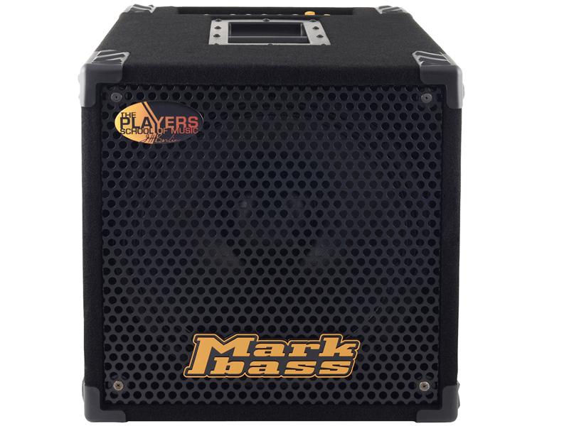 Markbass ( マークベース ) CMD JB Players School【 ベースアンプ・コンボ 】【MAK-CMD/JBPS】【新春特価! 】