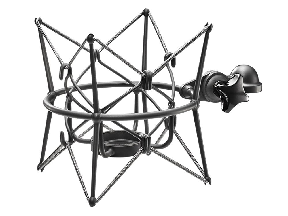 NEUMANN ( ノイマン ) EA170 mt ◆ コンデンサーマイク用 エラスティックサスペンション マット色 ブラック【[ EA 170 mt ]】