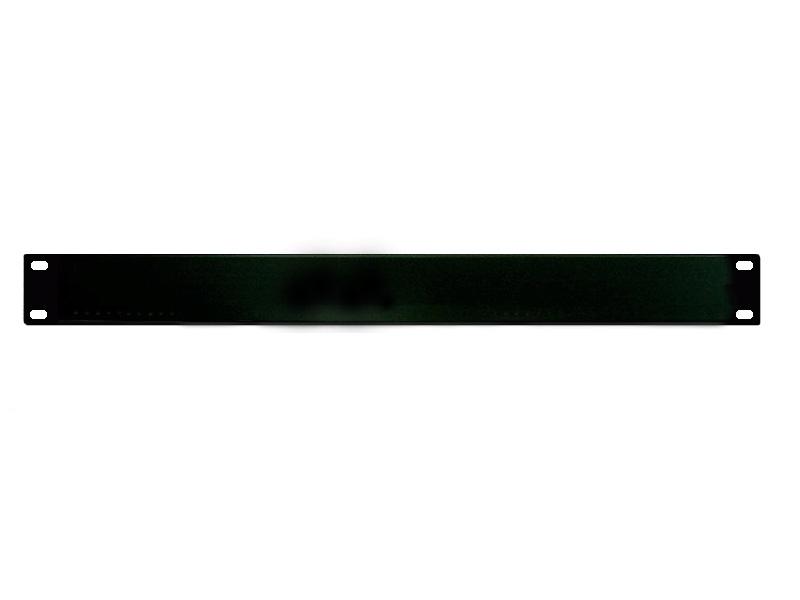W&S ( ダブルアンドエス ) BP-1 ◆ 1U ブランクパネル ・ラックケース用