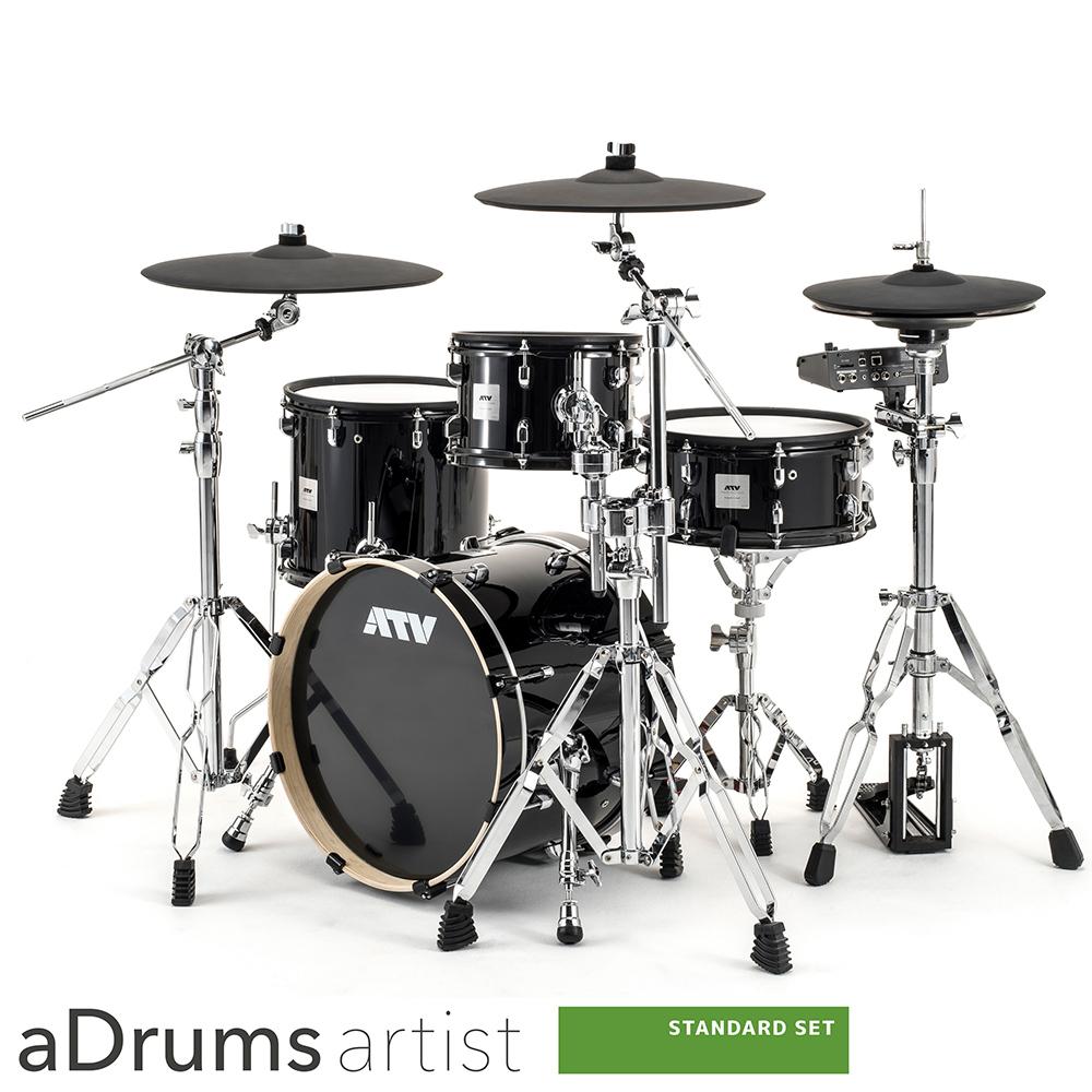 【国内配送】 ATV (エーティーブイ) aDrums artist Standard set【ADA-STDSET】, ミスターシーバー 89da7642