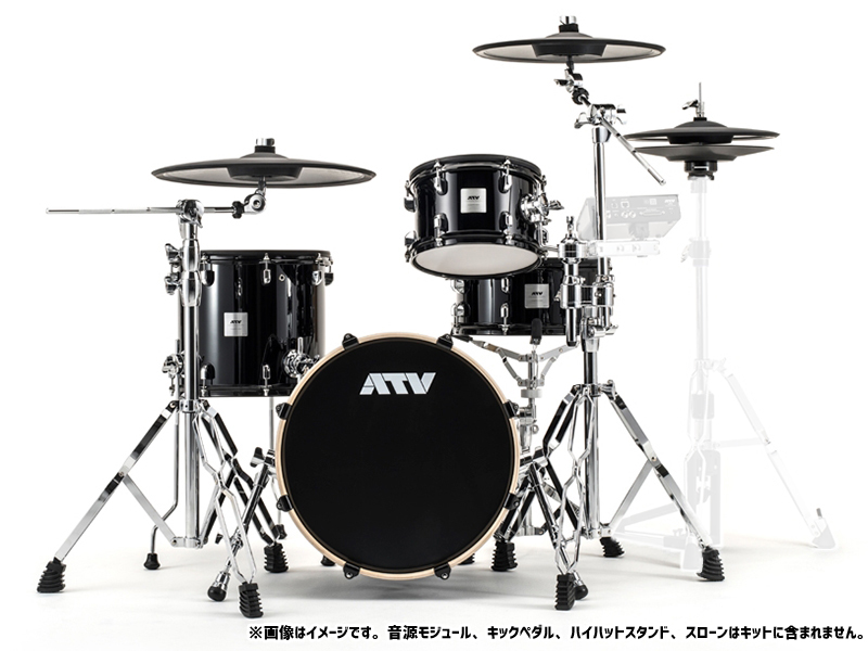 ATV (エーティーブイ) ADA-BSCSET 【aDrums artist BASIC SET】