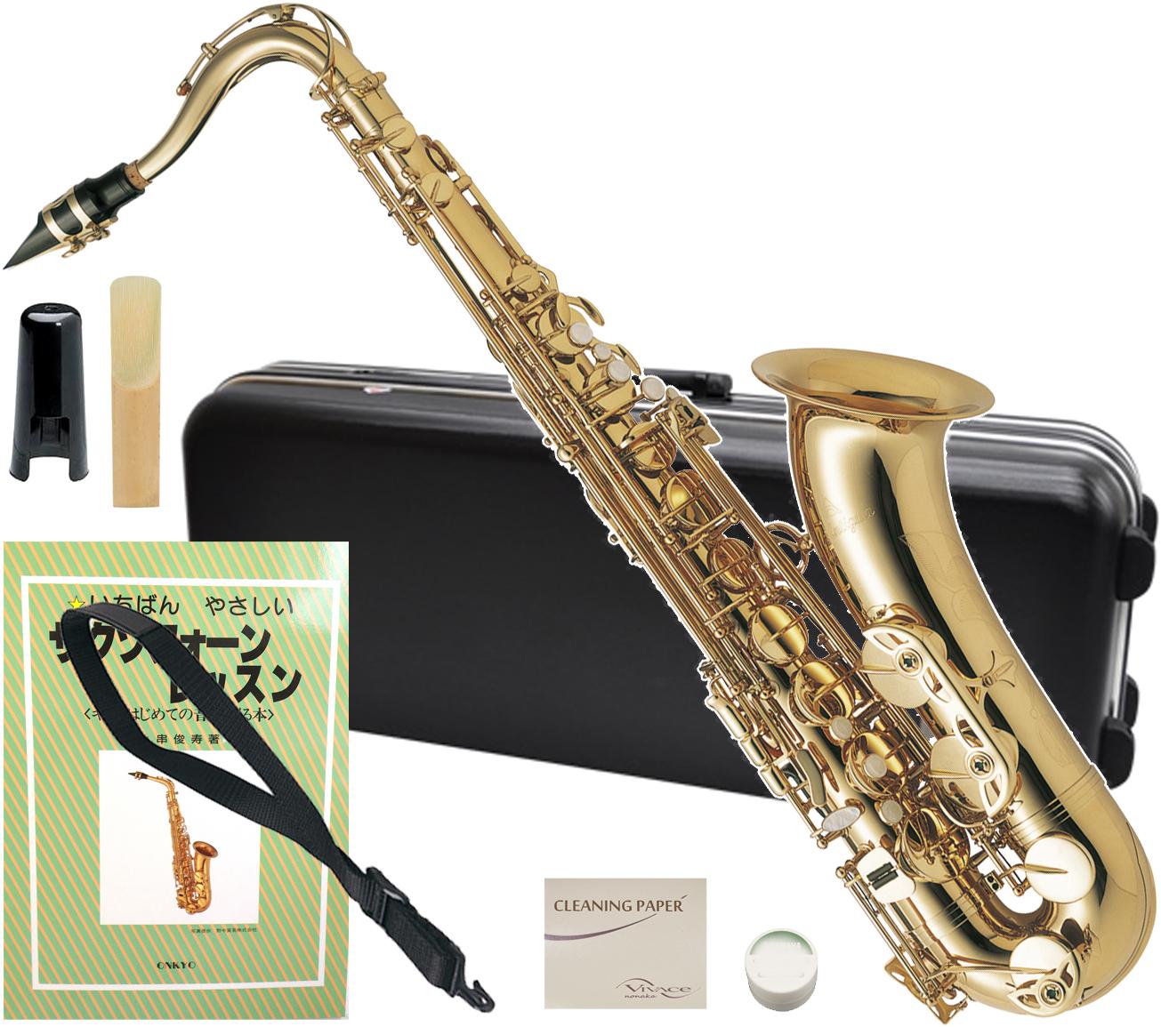 Antigua 送料無料 ( T.SAX アンティグア ) テナーサックス スタンダードシリーズ GL ゴールド 管体 ゴールド T.SAX 初心者 管楽器 サックス 本体 マウスピース テナーサクソフォン 送料無料, トヨサカチョウ:7686fe20 --- officewill.xsrv.jp