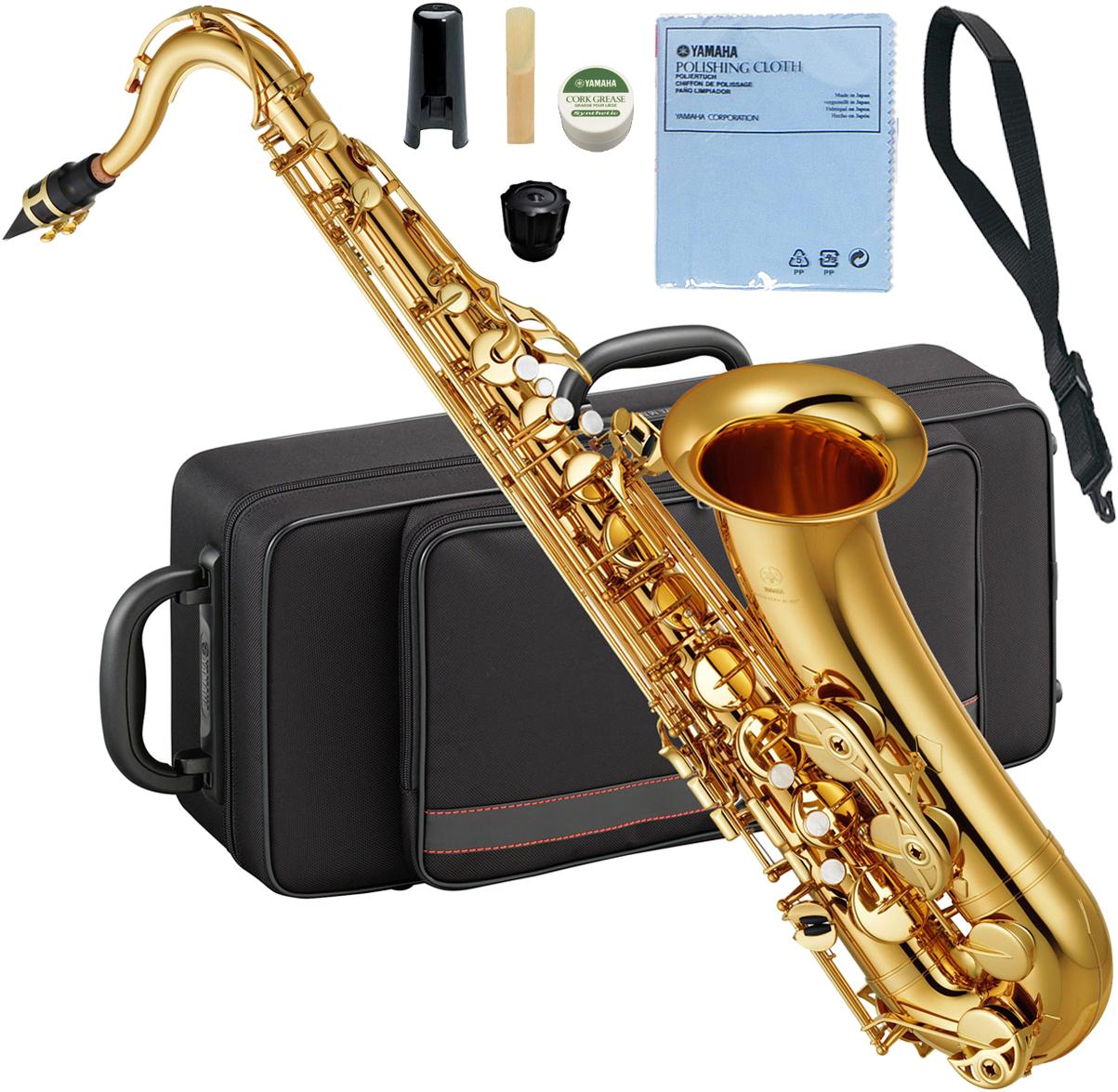 YAMAHA ( ヤマハ ) YTS-380 テナーサックス 正規品 管楽器 tenor saxophone サックス 管体 ゴールド 本体 YTS-380-01 北海道 沖縄 離島不可